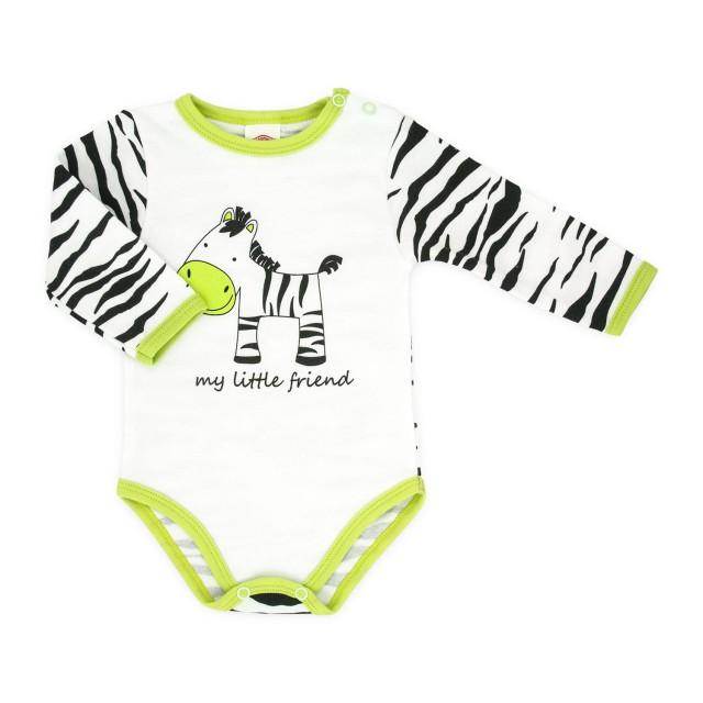 MK03158DR.18 luni,Body - Zebra - Haine Bebe