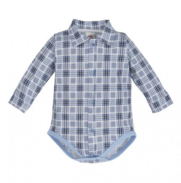 MK0304-12.6 luni,Body camasuta pentru bebelusi Trendy Style