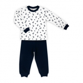 MK07133-6.3 ani,Pijama - ancore - Haine Copii