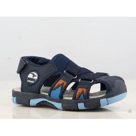 ALB141880.Marimea 25,Sandale bleumarine - Outdoor