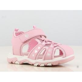 ALB143330.Marimea 27,Sandale pentru fetite - Little Heart