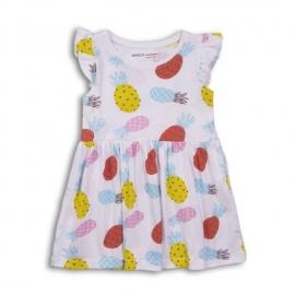 DKWSS03.9-12 luni (Marimea 20 incaltaminte),Rochita fetite Ananas