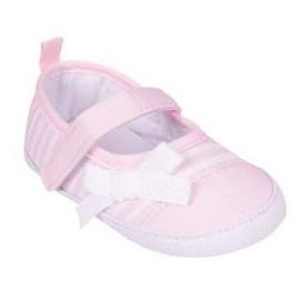 OB-071-1.0-6 luni,Pantofiori usori pentru bebelusi - Pinky