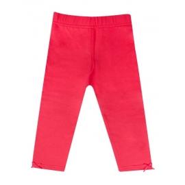 LE-14.2-3 ani,Pantaloni rosii tip colant pentru fetite