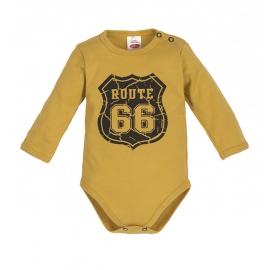 MK03197DR.18 luni,Body din bumbac Colectia Route 66