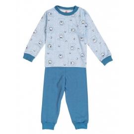 MK07184.6 ani,Pijama pentru baieti - Colectia Colectia Teddy Smile