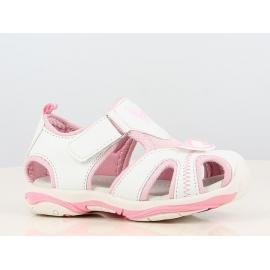 B140380-1.Marimea 24,Sandale pentru fetite cu fluturas