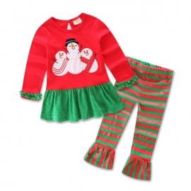 MDsd12-51.9 luni,Costumas - Snowman Family