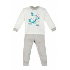 MK07181.12 luni,Pijama pentru baieti - Colectia Bunny Boy