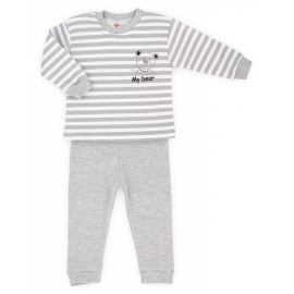MK07108-6.18 luni,Pijama - my bear - Haine Copii