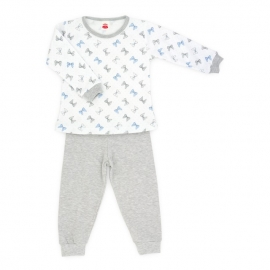 MK07142-6.12 luni,Pijama - colectia Little cutie - Haine Copii