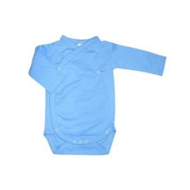 RO-003-B.Nou nascuti,Body bleu - Haine Bebe
