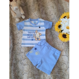 16982-1.Nou nascuti,Costumas pentru bebelusi Happy Puppy