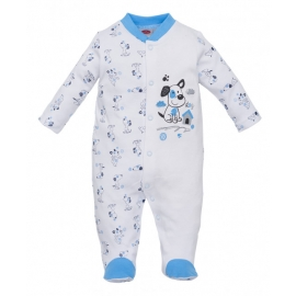 MK02210S.6 luni,Salopeta pentru bebelusi - Colectia Puppy