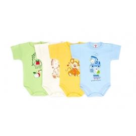 MK0312-div.3 luni,Body pentru bebelusi cu imprimeu - Modele diverse