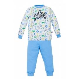 MK07216.3 ani,Pijama pentru baieti - Colectia Wild World