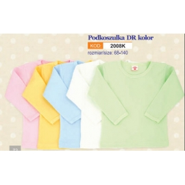 MK5012K.10 ani.Bleu,Bluza din bumbac pentru copii - diverse culori