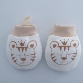 MBST099-12.0-6 luni,Manusi de protectie pentru bebelusi - Lion