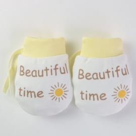 MDST099-10.0-6 luni,Manusi de protectie pentru bebelusi - Beautiful Time
