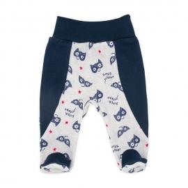 MK08141-6.6 luni,Pantalonasi cu botosei - colectia Super Hero