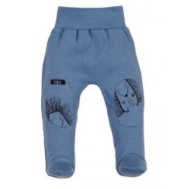MK08203.0-3 luni,Pantaloni cu botosei pentru bebelusi - Colectia Spike