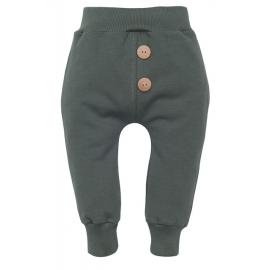 MK10218K.12 luni,Pantaloni pentru bebelusi - Colectia Roses Khaki