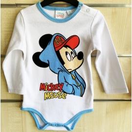 LIJ608B.6-9 luni (Marimea 19 incaltaminte),Body Mickey-Colectia Disney
