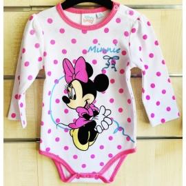 LIJ612B.12 luni,Body Minnie-Colectia Disney