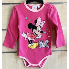 LIJ613B.12 luni,Body Minnie Baby-Colectia Disney